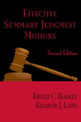 (2008) Effective Summary Judgment Motions