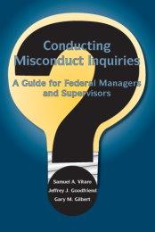 (2009) Conducting Misconduct Inquiries