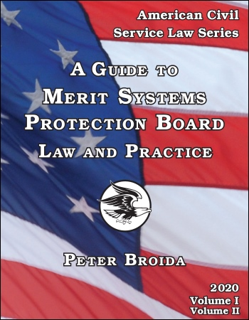 Dewey Publications - A Guide to Merit Systems Protection ...