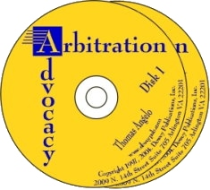 (1997) Arbitration Advocacy (Audio CD)