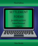 Settlement Forms for MSPB and EEOC